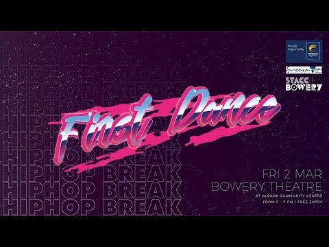 First Dance | All Styles 3v3 | 2.3.2018