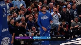 Boban Marjanović Retrieves Basketball With Broomstick, Saves The Day Two Games In A Row