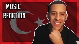 TURKISH MUSIC REACTION   Murda ft Ezhel, Mero, Ali471, Ece Seckin, Ismail YK