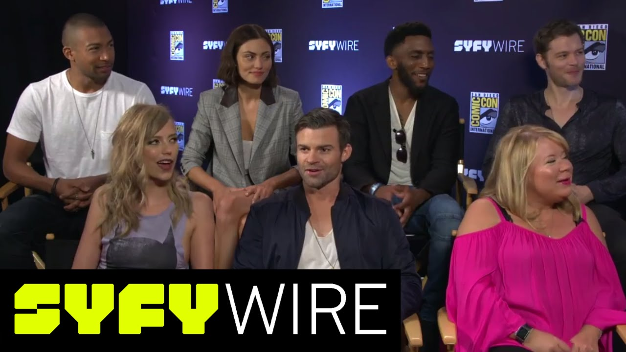 Download The Originals Cast and Creator Preview the Final Season   San Diego Comic-Con 2017   SYFY WIRE