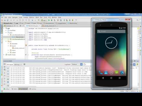 Android App Development for Beginners – 10 – Running the State Changing Example