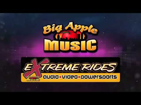 BIG APPLE MUSIC - EXTREME RIDES COMMERCIAL 2015