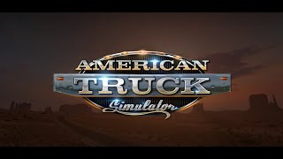 American Truck Simulator - First Ride / Erste Tour
