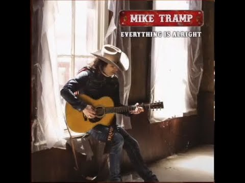 Mike Tramp (White Lion) new compilation album Everything Is Alright 2 songs streaming