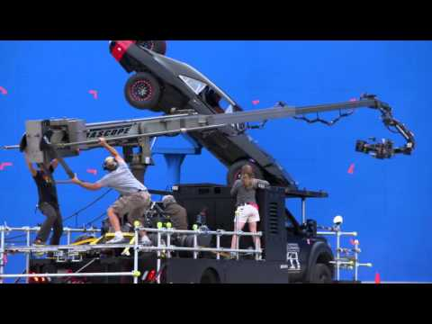 Full Action Movies Furious - Behind the scenes fast and furious 7 stunts