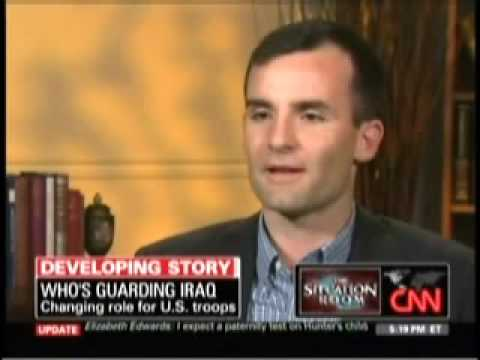 Wesley Gray: Potential problems within the Iraqi army