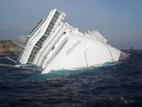 Costa Concordia Al Giglio.AVI
