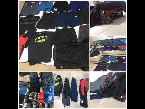 compre bermudas e camisetas originais nike adidas under amour puma reebok com 70% desconto