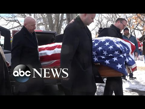 America Strong: WWII veteran remembered