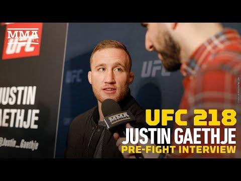 Justin Gaethje: I'm Ready To Take Eddie Alvarez's Life At UFC 218 - MMA Fighting