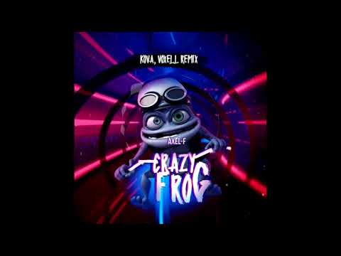 Crazy Frog - Axel F (Kova, Voxell Remix) FREE DOWNLOAD