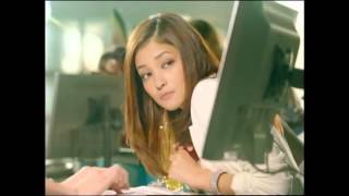 TV CM Meisa Kuroki feat. Lipton Lemon Tea Channel dedicated to Kuro...