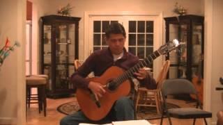 Nhìn Những Mùa Thu Đi - Guitar