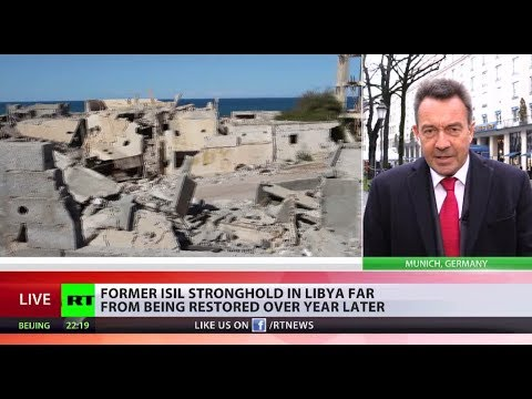 'Once there's political agreement in Libya things will become better' – Red Cross