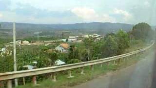 The Road to Da Lat