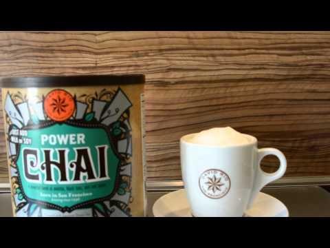 Produktvideo Chai Latte von David Rio