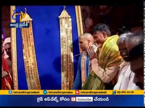 Rs 11 Cr Worth Gold Ornaments | Donated To Tirumala Venkateswara | By An NRI