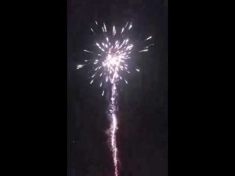 Old Ironsides Firework