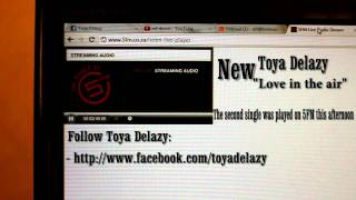 Toya Delazy - Love is in the air