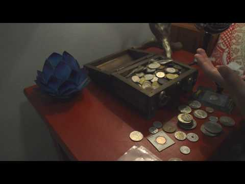 ASMR Coin Collection | Show and Tell