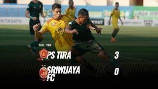 [Pekan 31] Cuplikan Pertandingan PS Tira vs Sriwijaya FC, 17 November 2018
