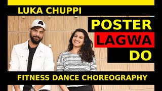 Poster Lagwa Do Bollywood Dance Workout Choreography | ONE TAKE | FITNESS DANCE With RAHUL