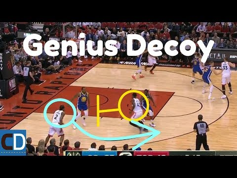 The Raptors Offense Was A Well Orchestrated Symphony