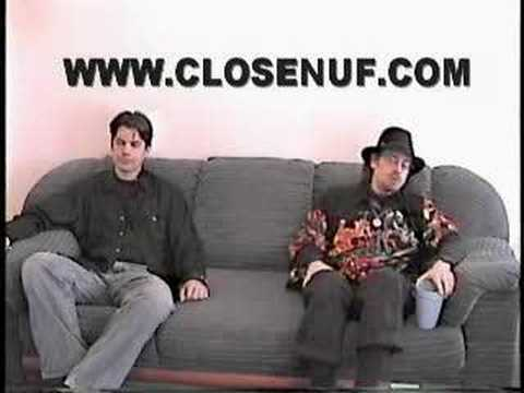 Netshows Interview of CLOSENUF (pre 2008) - Part Two