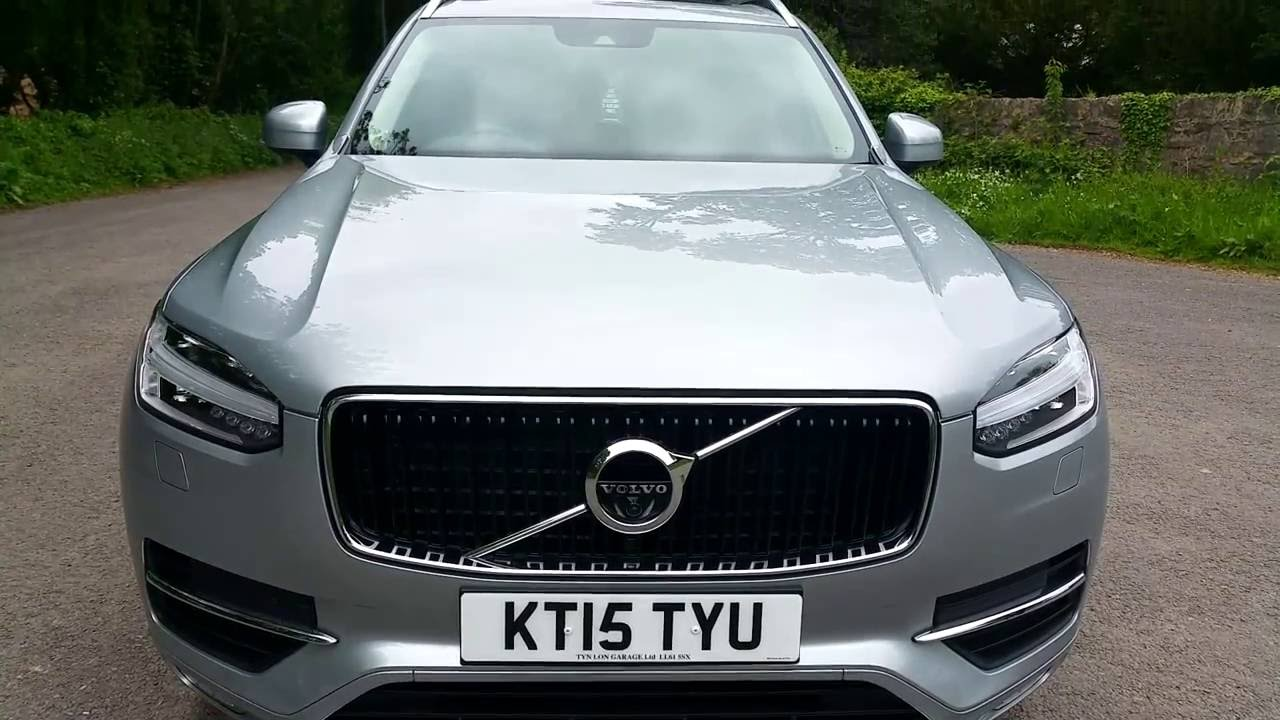 Tyn Lon Volvo Xc90 D5 Momentum Youtube