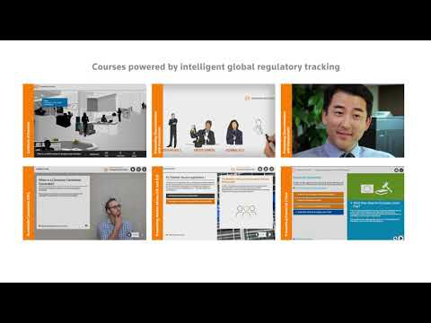 Thomson Reuters Compliance Learning - Build your culture of compliance