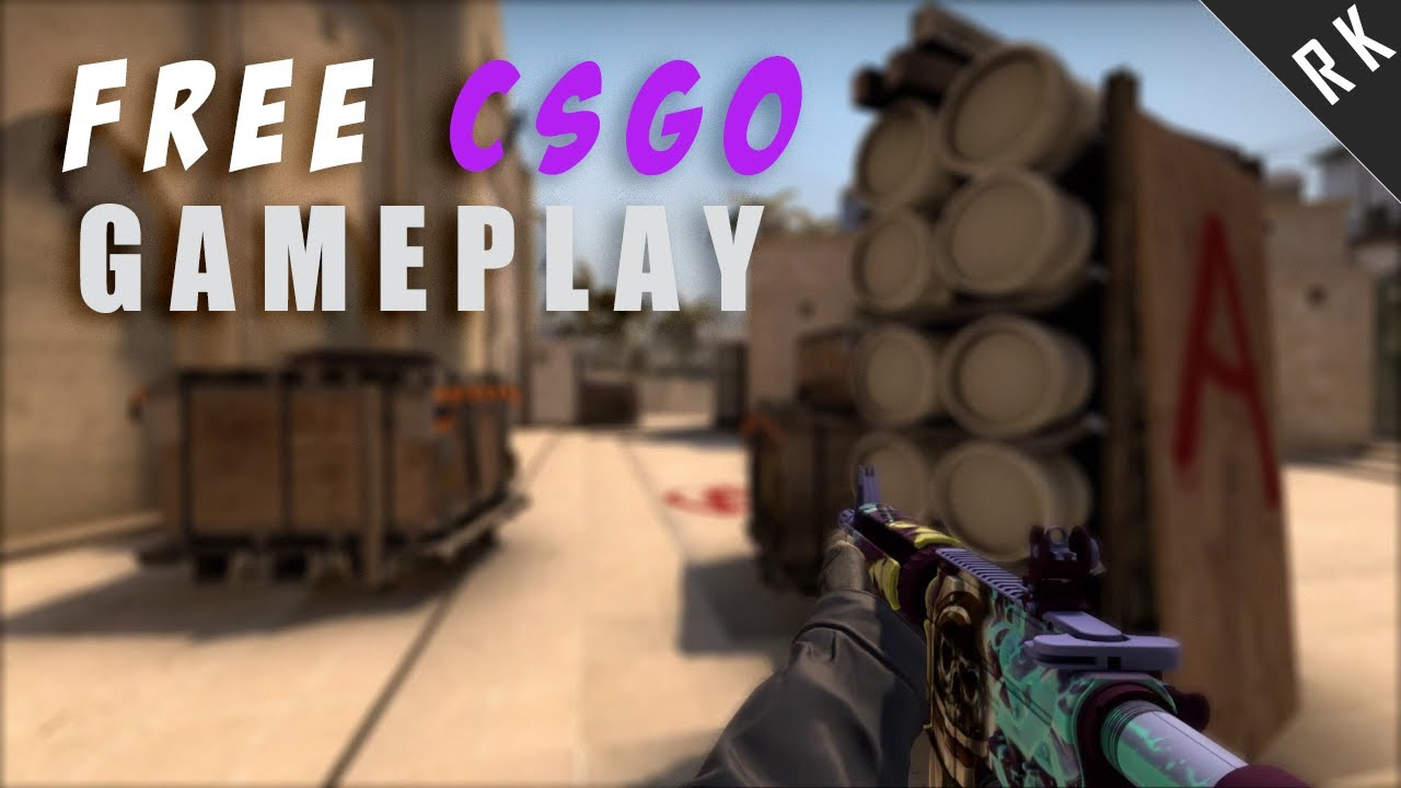 Download CSGO Copyright Free Gameplay [Free To Use Gameplay]