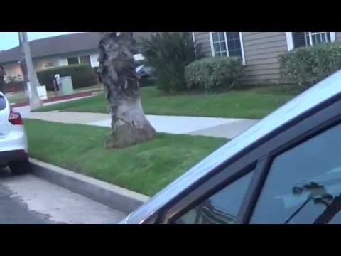 Gang Stalking Target About To Get Into Her Car - BEEPING - 5/16/2015