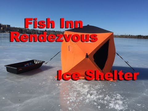 Fish Inn Rendezvous Shelter