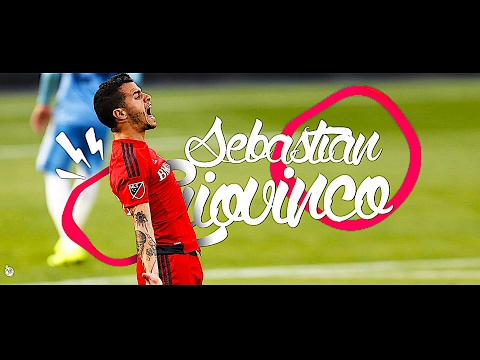 Sebastian Giovinco - Amazing Goals and Skills - Toronto F.C