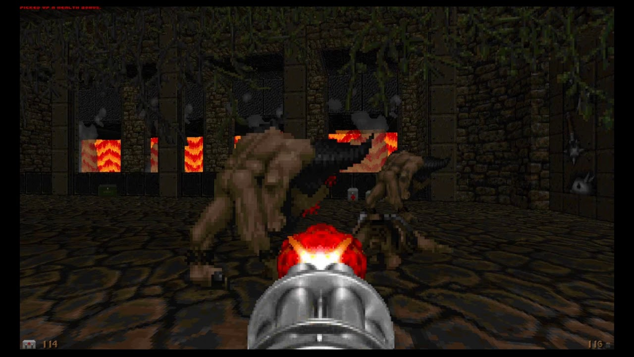Recommend me some Doom Gameplay mod + Map pack combos