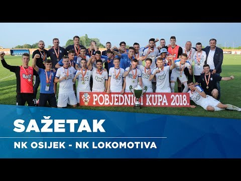 Sažetak: NK Osijek - NK Lokomotiva