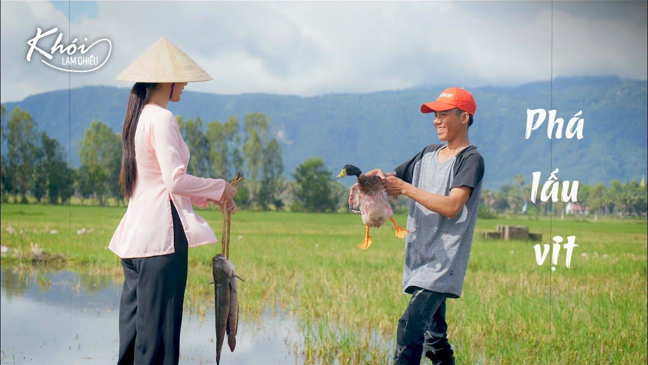 Phá lấu vịt đậm vị đồng quê - Khói Lam Chiều #42 | Cooking Duck Offal with traditional recipe
