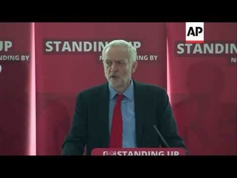 Corbyn: Leave campaigners made hateful comments
