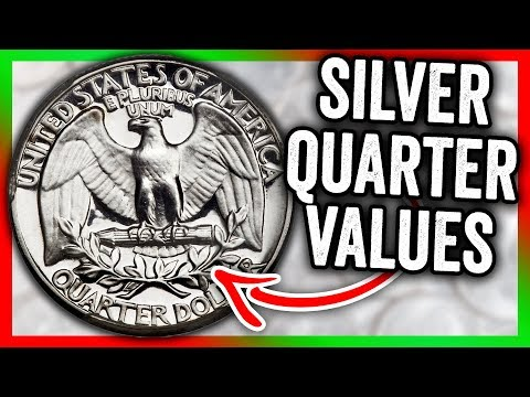 WHAT IS A SILVER QUARTER WORTH?? 1953 QUARTER COIN VALUES