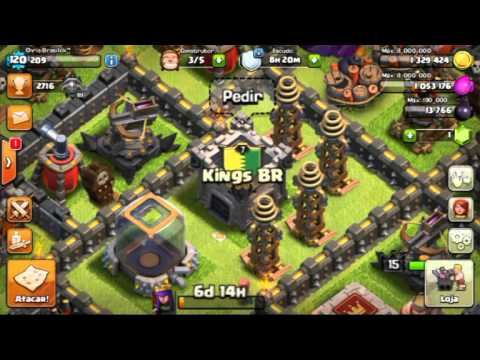 Resolvendo o Erro Google Play Games - Clash of Clans