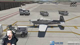 Mooney M20R Ovation II by AFM.  Live Chat with AFM -  X-Plane 11