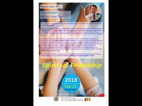 DD Tan Huat Chye Spiritual Friends 11-2-18
