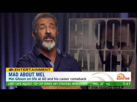 Mel Gibson Blood Father Interview