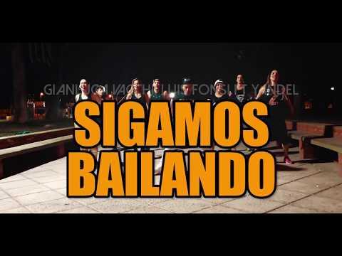 SIGAMOS BAILANDO - Gianluca Vacchi, Luis Fonsi ft Yandel (Coreografía ZUMBA) / LALO MARIN
