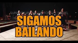Sigamos Bailando - Gianluca Vacchi, Luis Fonsi Ft Yandel Coreografía Zumba  Lalo Marin