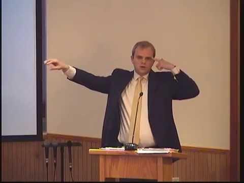 David Merritt - Creation Health #6 - Interpersonal Relationships