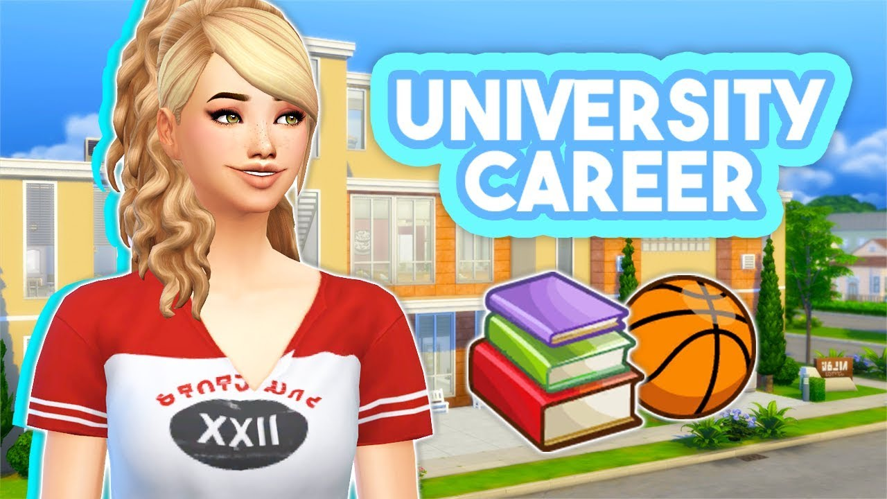 UNIVERSITY CAREER📚 // THE SIMS 4 MOD OVERVIEW YOUR SIMS CAN