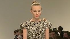 LILIA KISSELENKO Fall 2012 2013 St. Petersburg - Fashion Channel