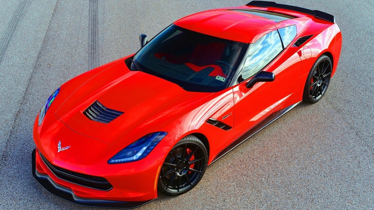Hennessey: Corvette HPE700 (based on Chevrolet Corvette) news ...