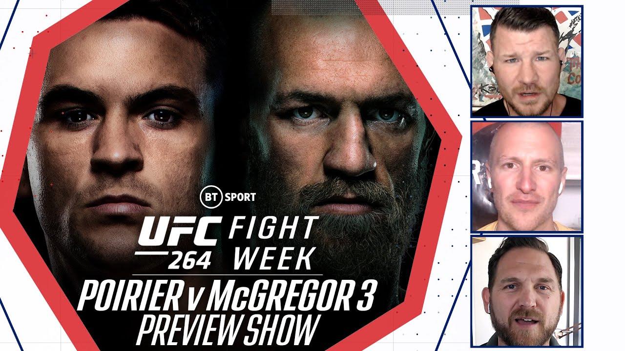 Fight Week: UFC 264 Preview Show | Poirier v McGregor 3